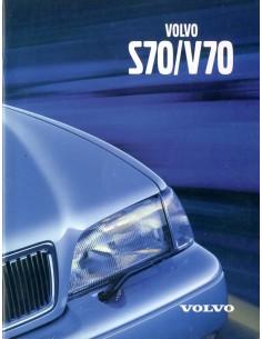 2000 VOLVO S70 V70 BROCHURE NEDERLANDS