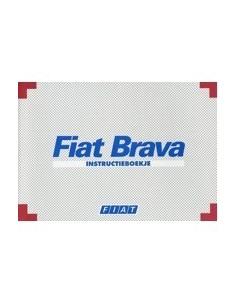 1996 FIAT BRAVA INSTRUCTIEBOEKJE NEDERLANDS