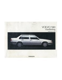 1993 volvo 940 owners manual how to and user guide instructions u2022 rh taxibermuda co Volvo 940 Turbo Volvo 740