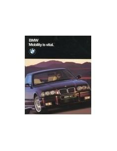 1997 BMW PROGRAMMA BROCHURE USA