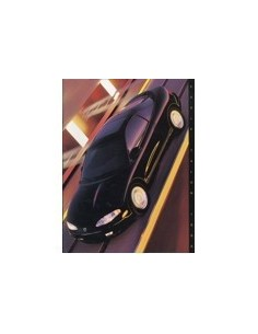 1996 EAGLE TALON BROCHURE ENGELS CANADA