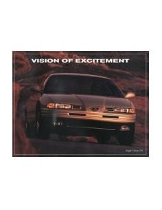 1994 EAGLE VISION LEAFLET ENGELS CANADA