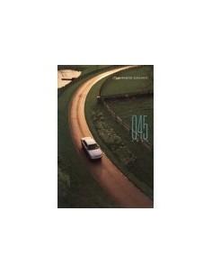 1993 INFINITI Q45 BROCHURE ENGELS USA