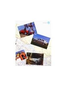 1994 VOLKSWAGEN PROGRAMMA BROCHURE ENGELS CANADA