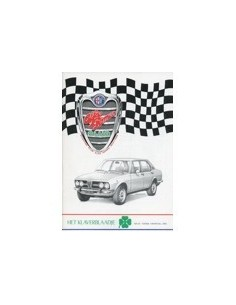 1985 ALFA ROMEO CLUB HET KLAVERBLAADJE 32 NEDERLANDS