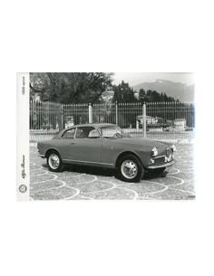 1963 ALFA ROMEO 1300 SPRINT PERSFOTO
