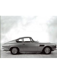 1966 ASA 1000 GT PERSFOTO