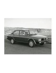 1978 ALFA ROMEO ALFETTA 2000 PERSFOTO