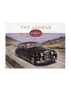 1960 JAGUAR MK IX BROCHURE ENGELS