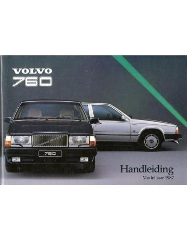 1987 volvo 760 owner s manual dutch rh autolit eu 1998 Volvo 1988 Volvo