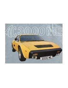 1978 AC 3000 ME BROCHURE ENGELS