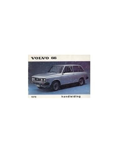 1978 volvo 66 owners manual handbook dutch automotive literature rh autolit eu 68 Volvo Volvo 164