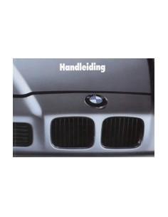 1990 BMW 8 SERIE INSTRUCTIEBOEKJE NEDERLANDS