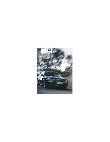 2005 BMW 7 SERIE INSTRUCTIEBOEKJE DUITS