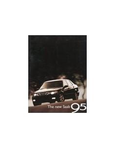1998 SAAB 9-5 BROCHURE ENGELS USA