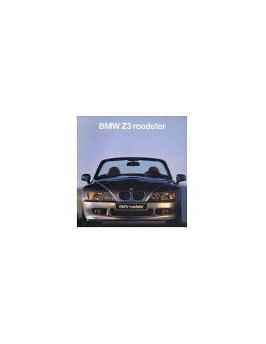 1995 Bmw Z3 Roadster Brochure Italian Automotive