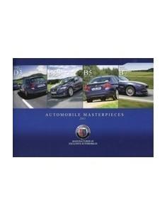 2011 BMW ALPINA PROGRAMMA BROCHURE ENGELS