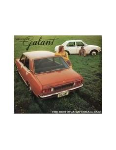 1977 CHRYSLER VALIANT GALANT LEAFLET AUSTRLISCH
