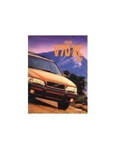 1998 VOLVO V70 XC AWD BROCHURE NEDERLANDS