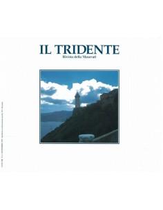 1995 RIVISTA DEL CLUB MASERATI IL TRIDENTE MAGAZINE NO 2
