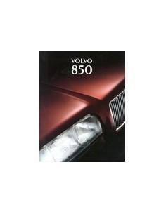 1995 VOLVO 850 BROCHURE NEDERLANDS