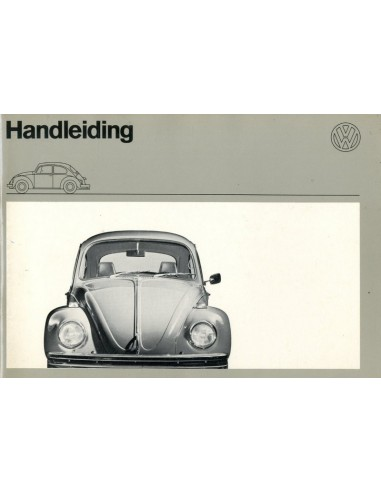 Vw Bug 1970 User Manual