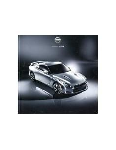 2008 NISSAN GT-R BROCHURE ENGELS USA