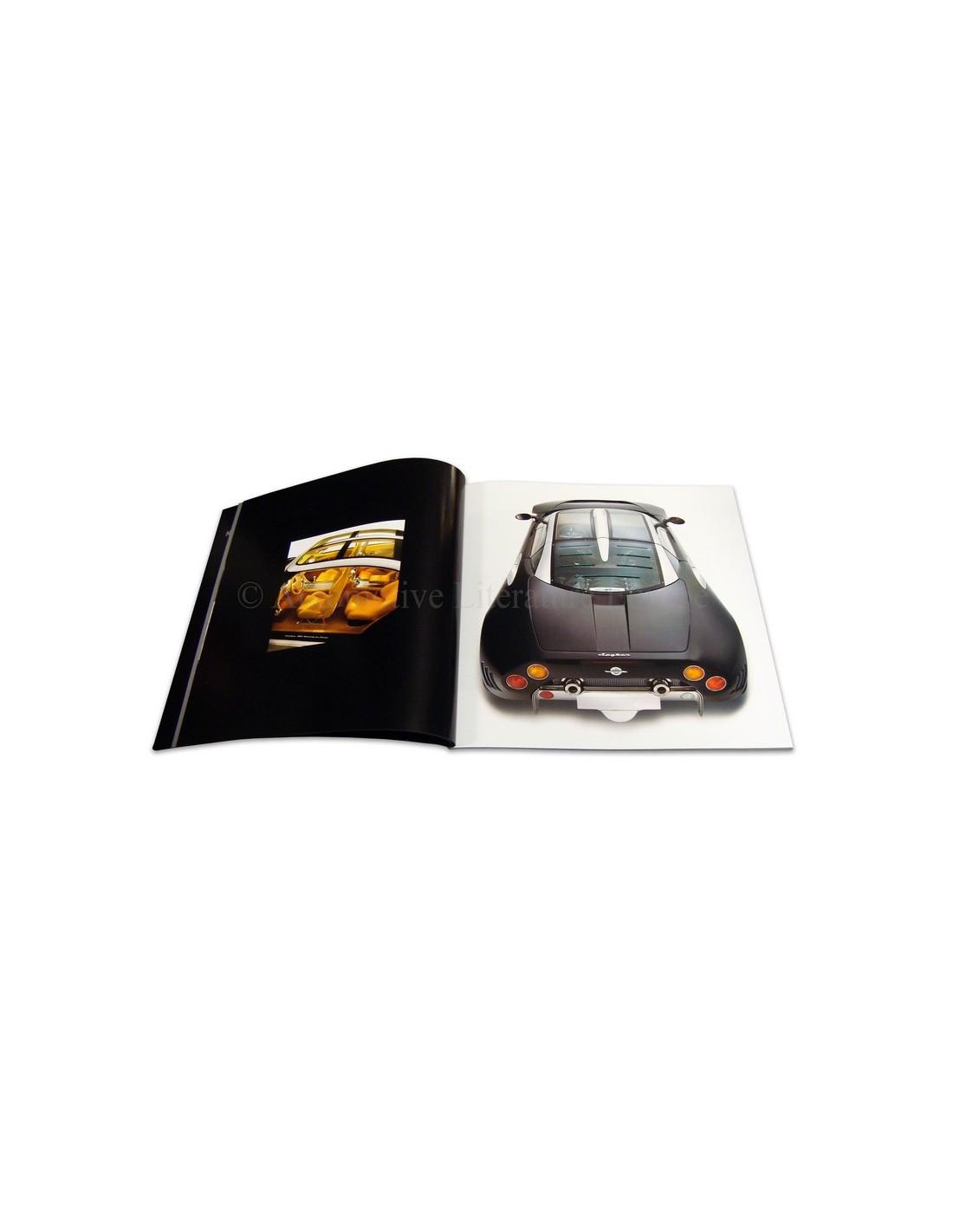 2006 Spyker Cars Brochure Engels
