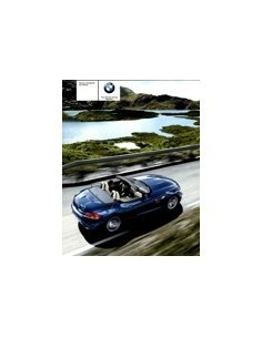 2010 BMW Z4 INSTRUCTIEBOEKJE ENGELS