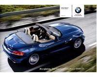 2009 bmw z4 quick owners manual handbook english automotive rh autolit eu 2009 bmw z4 sdrive35i owners manual BMW X5 Manual