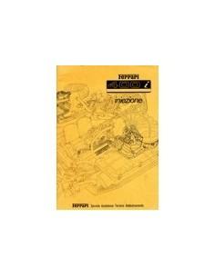 1979 FERRARI 400I INIEZIONE REPARATIE HANDLEIDING 178/79