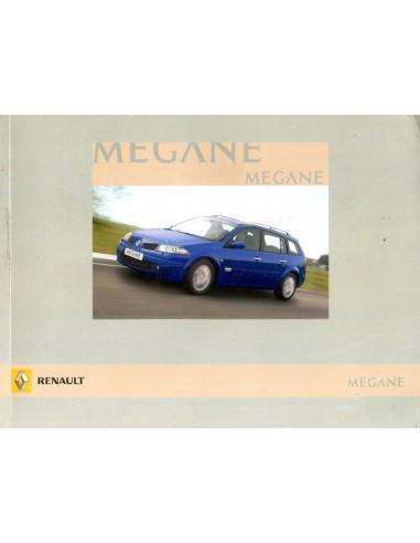 renault megane owners manual pdf