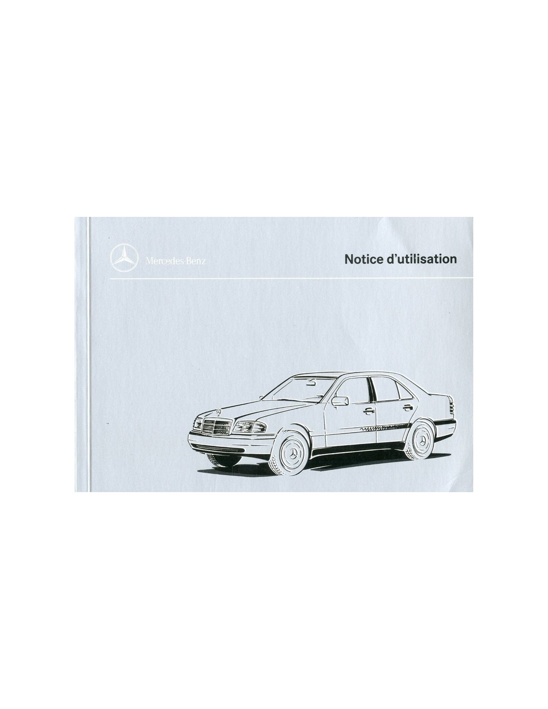 1993 mercedes benz c class owners manual transmition for 1998 mercedes benz c230 repair manual