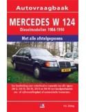 1984 - 1990 MERCEDES BENZ E KLASSE W124 DIESEL VRAAGBAAK NEDERLANDS