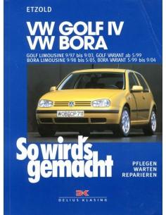 1997 - 2005 VOLKSWAGEN GOLF & BORA LIMOUSINE / VARIANT VRAAGBAAK DUITS