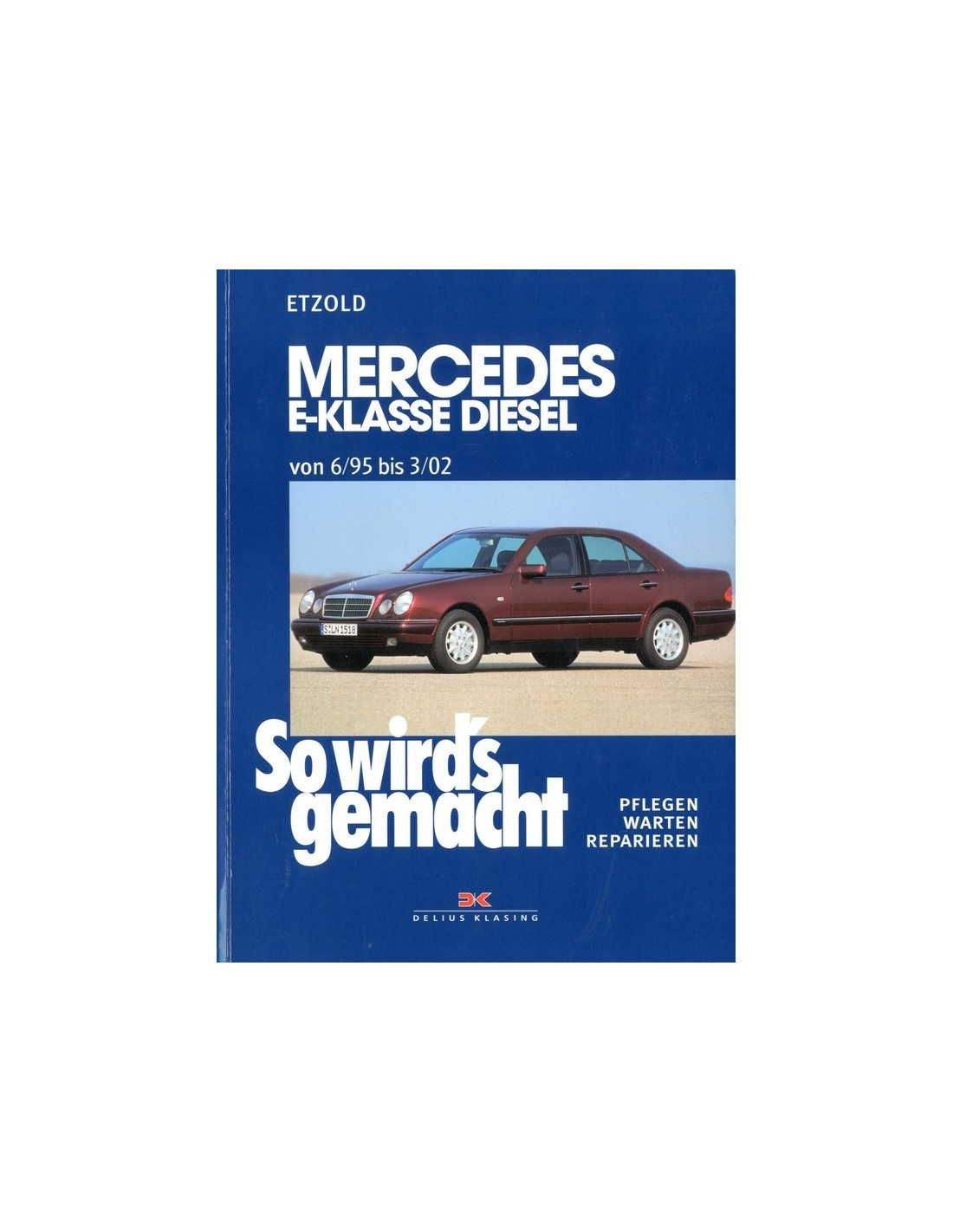 Service manual pdf 1987 mercedes benz e class electrical for Mercedes benz e class manual