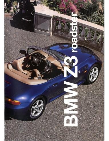 1996 Bmw Z3 Roadster Brochure English Us