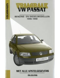 1996 - 1998 VOLKSWAGEN PASSAT VRAAGBAAK NEDERLANDS