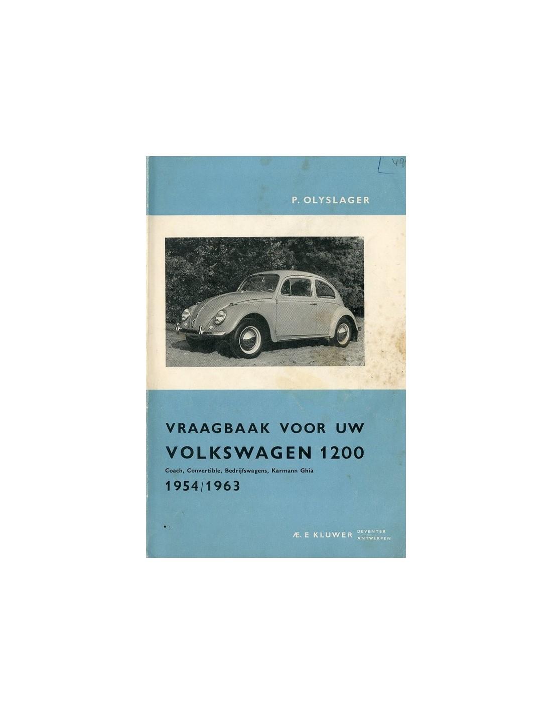 shop manual vw 1954 rh shop manual vw 1954 tempower us