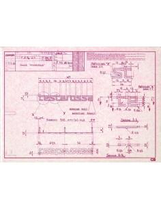 1984 FERRARI TESTAROSSA PERSMAP ENGELS 324/84