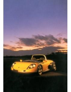 1996 RENAULT SPORT SPIDER BROCHURE FRANS