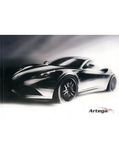 2012 ARTEGA GT BROCHURE DUITS