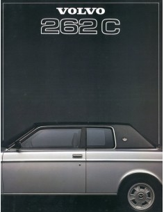1977 VOLVO 262C BROCHURE NEDERLANDS