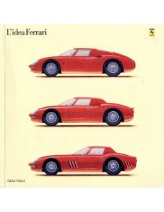 1994 L'IDEA FERRARI FABBRI EDITORI BOEK DUITS