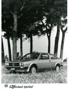 1978 ALFA ROMEO SPRINT PERSFOTO