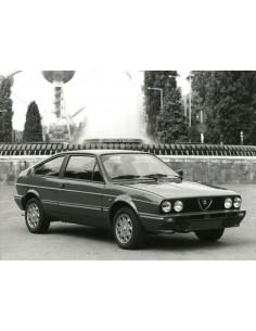 1983 ALFA ROMEO SPRINT QV PERSFOTO