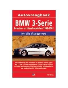 1998 - 2001 BMW 3 SERIE BENZINE / DIESEL VRAAGBAAK NEDERLANDS