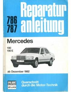 1982 - 1985 MERCEDES BENZ 190 W201 VRAAGBAAK DUITS