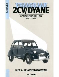 1982 - 1988 CITROEN 2CV & DYANE VRAAGBAAK NEDERLANDS