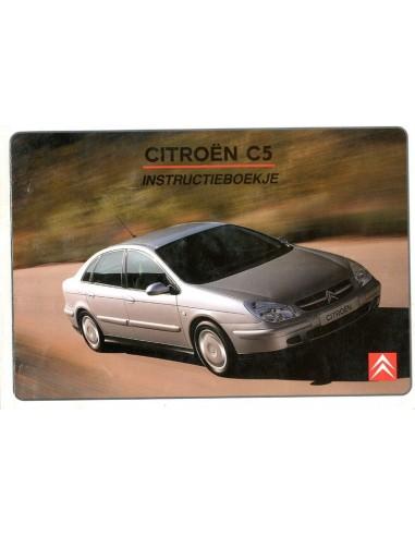 2002 citroen c5 owner s manual dutch rh autolit eu citroen c1 user manual citroen user guide